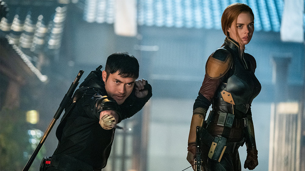 After 'Snake Eyes' Flops at the Box Office, Are G.I. Joe Films Over?