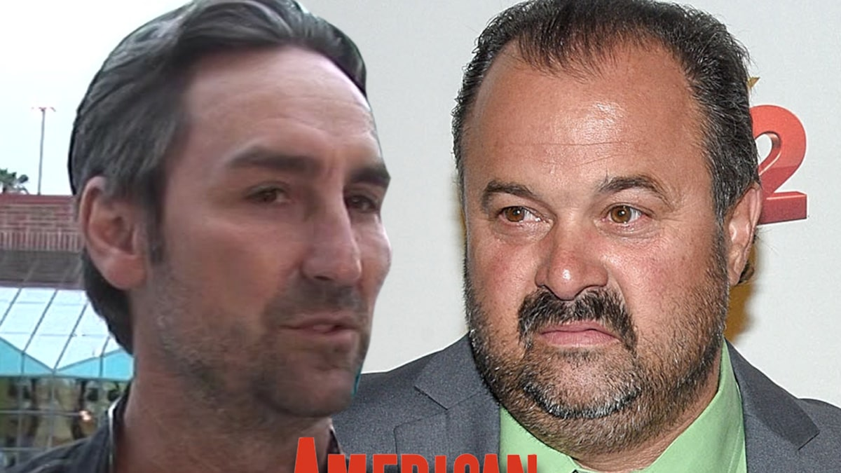 'American Pickers' Has No Plans to Bring Back Mike Wolfe's Ex-Cohost Frank Fritz