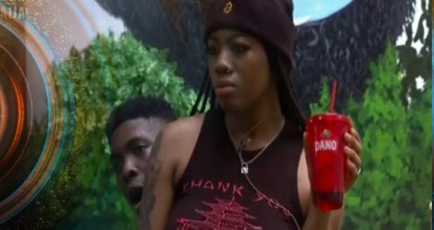BBNaija Ships – What Sammie and Angel are Up To