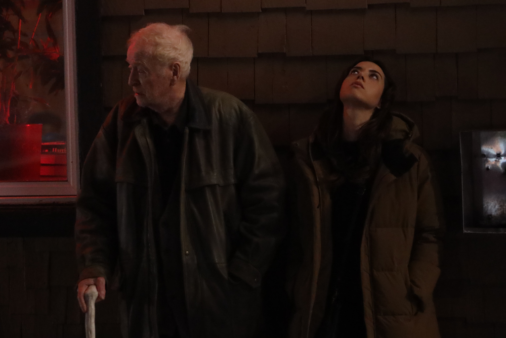 'Best Sellers,' Michael Caine and Aubrey Plaza Comedy, Sells