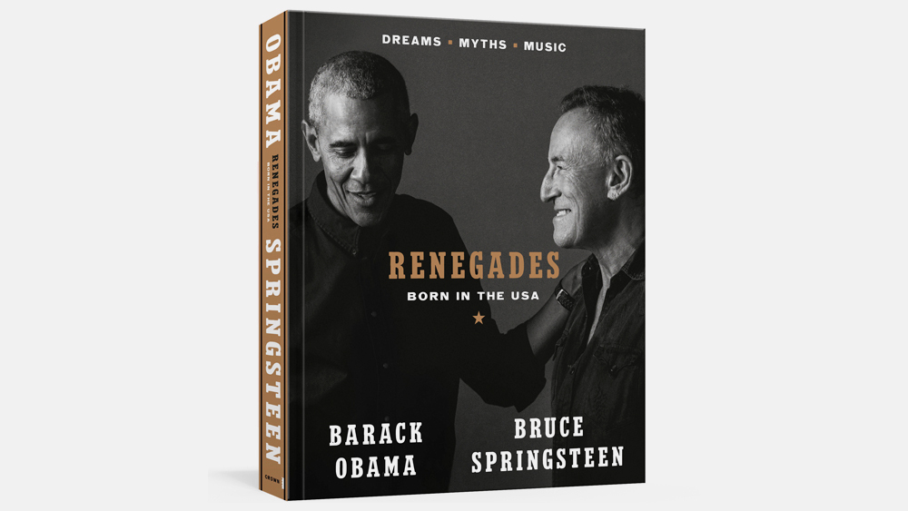Bruce Springsteen and President Barack Obama to Release Interview Book