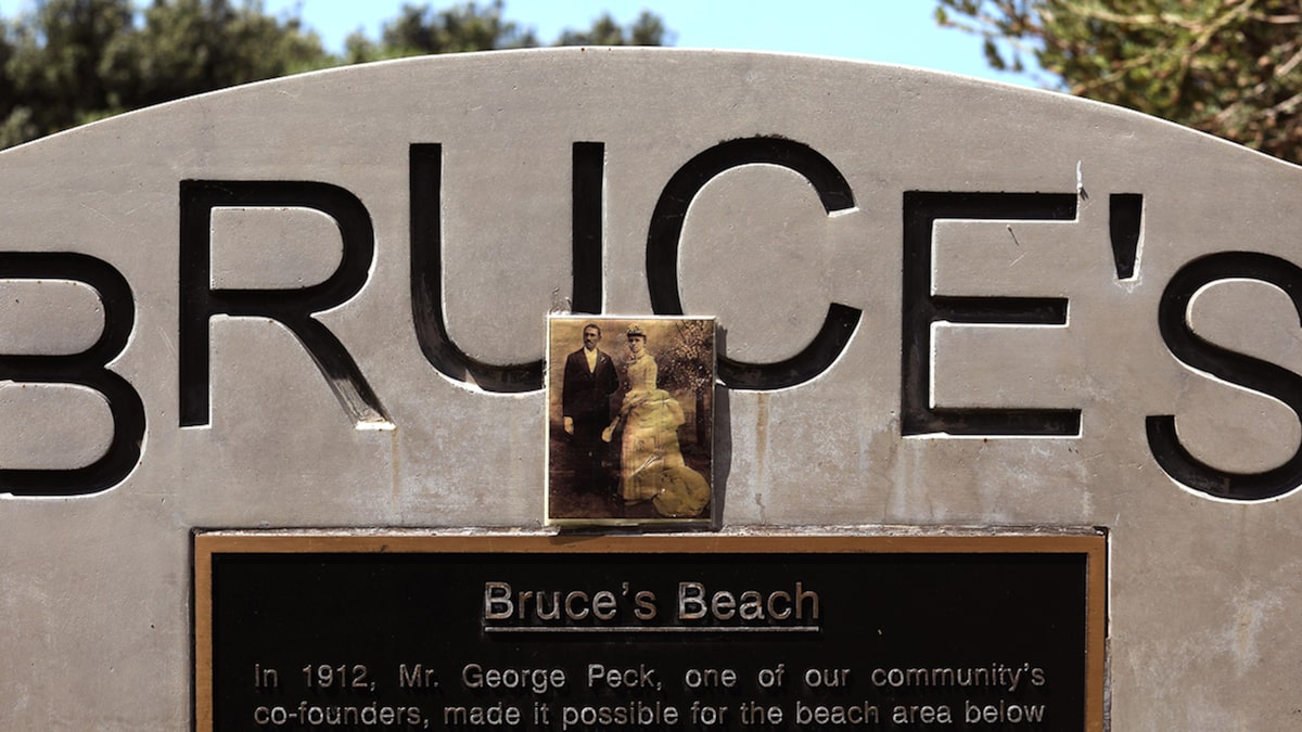 Bruce's Beach to be Returned to Black Family Under New L.A. County Plan