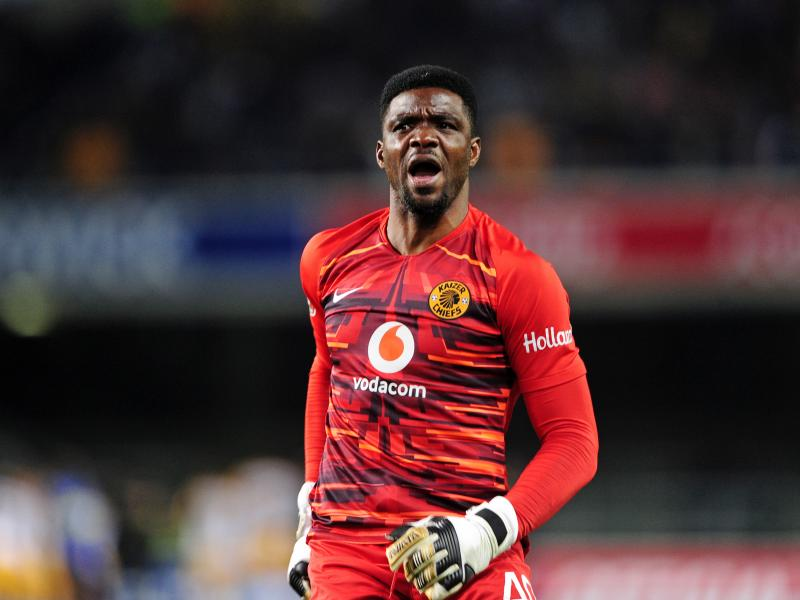 CAF: Akpeyi Key To Kaizer Chiefs' Impressive Champions League Campaign