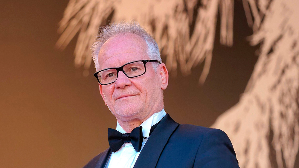 Cannes' Chief Thierry Fremaux on the 2021 Festival and Ceremony Snafu
