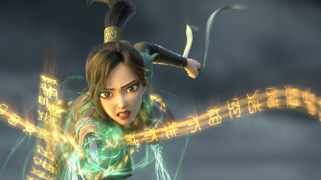 China Box Office: Animated Film 'Green Snake' Worms Its Way to No. 1