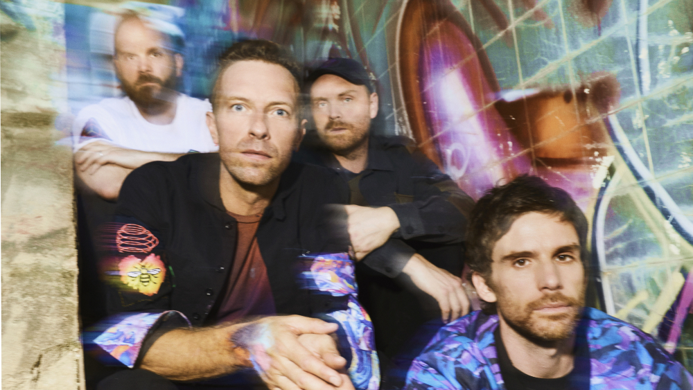 Coldplay to Release New Album, 'Music of the Spheres,' This Fall