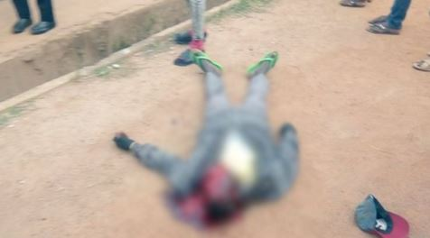 Motorcyclists Protest As Policemen Allegedly Kill Their Colleague For Overtaking Their Vehicle
