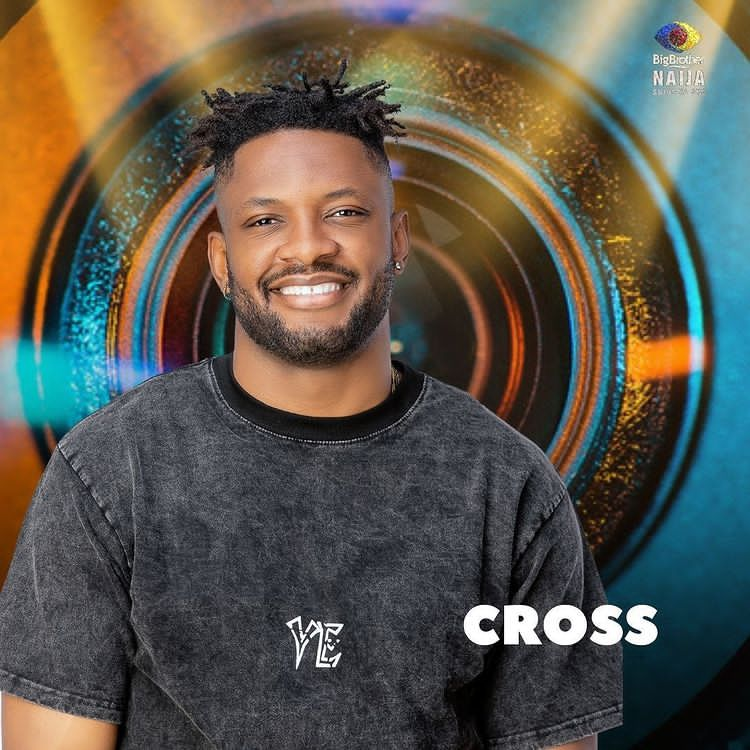 Cross BBNaija Profile & Biography 2021   BBN Housemate Pictures, Age, Birthday, State, Occupation