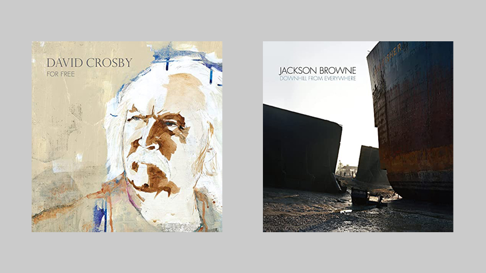 David Crosby and Jackson Browne Have Still Got It on New Albums