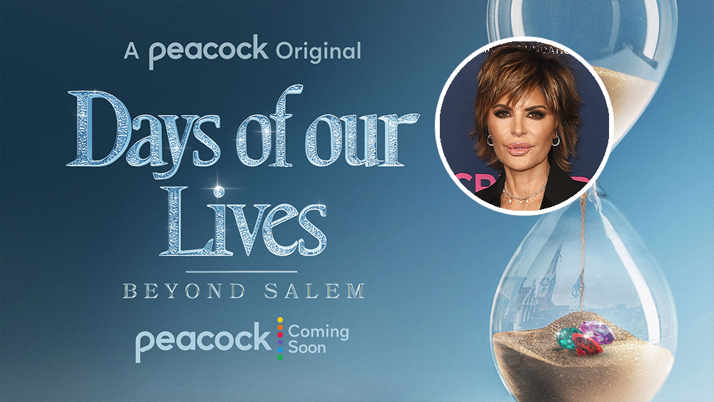 'Days of Our Lives' Gets Limited Series With Lisa Rinna Reprising Role