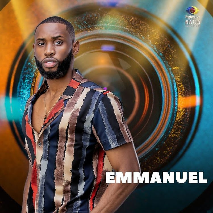Emmanuel BBNaija Profile & Biography 2021   BBN Housemate Pictures, Age, Birthday, State, Occupation