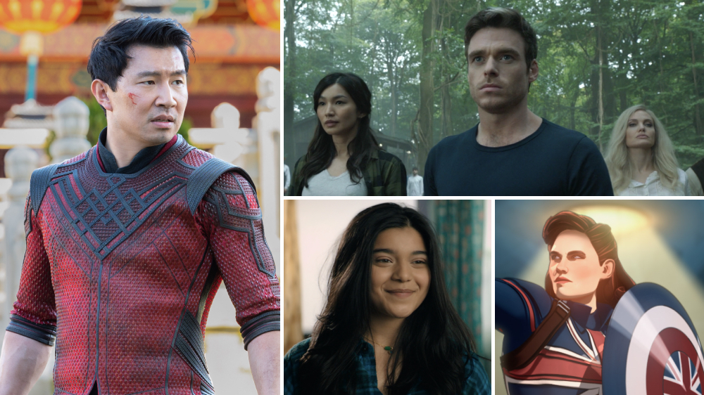 Every Marvel Cinematic Universe Movie and Show: Marvel's 2021 Schedule