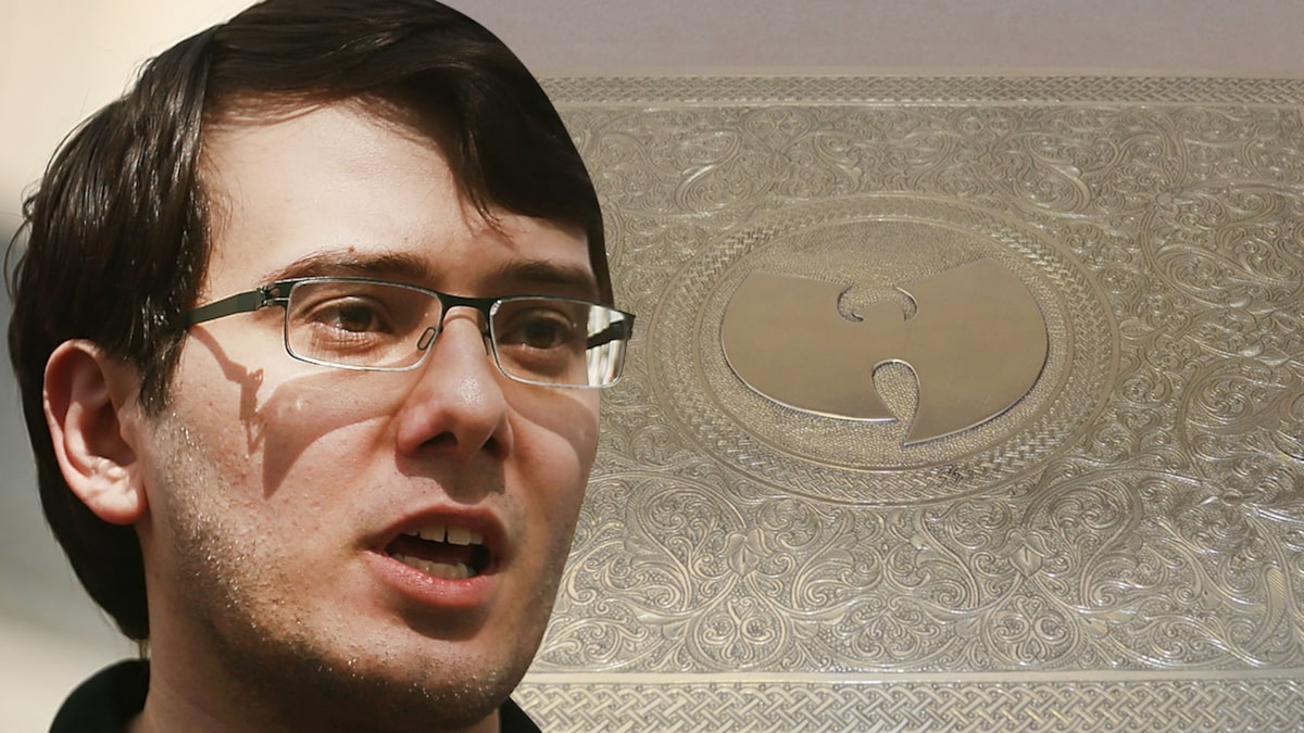 Feds Sell Wu-Tang Clan Album Once Owned by Martin Shkreli