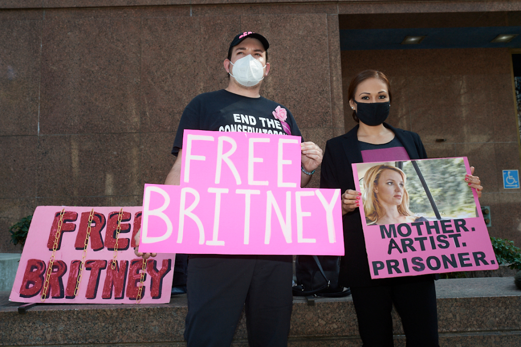'Free Britney Radio' Day of Solidarity Planned for July 14