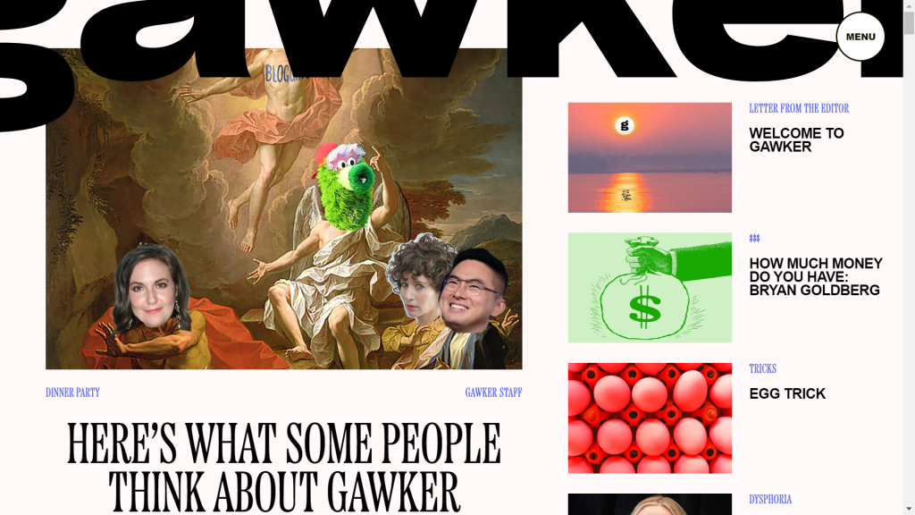 Gawker Relaunched Under Bustle Digital Group