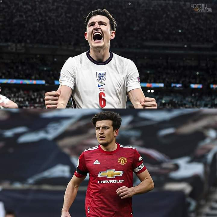 Harry Maguire Made History At Euros, World Cup And Premier League