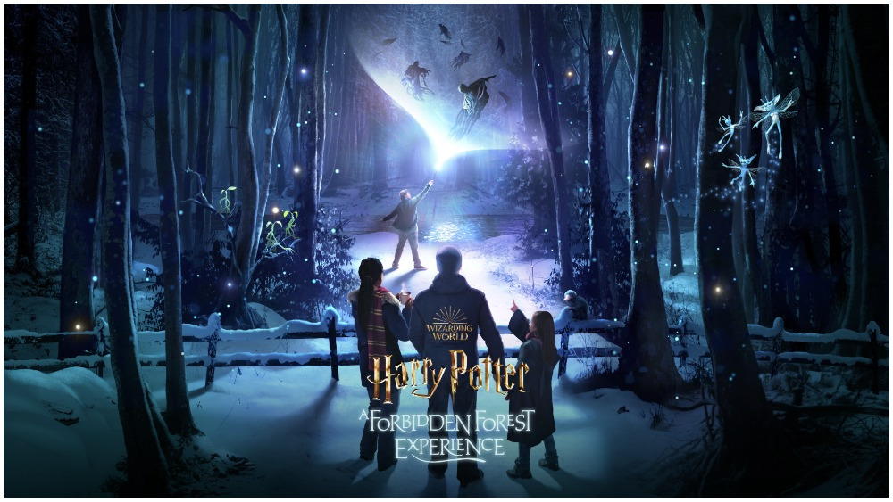 'Harry Potter: A Forbidden Forest Experience' Set For Fall Debut