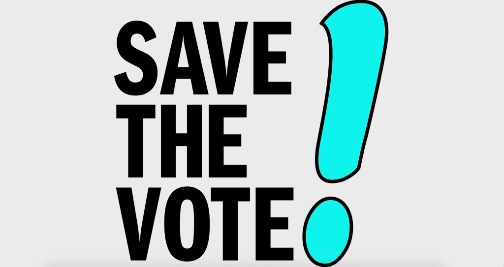 HeadCount Unveils 'Save the Vote!' Campaign to Support Voting Rights