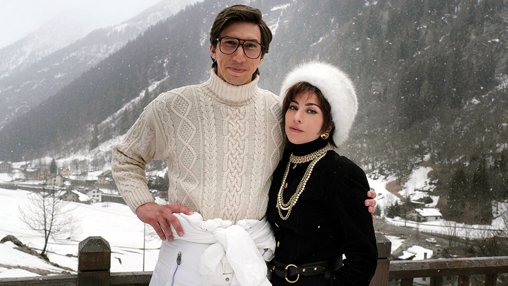 'House of Gucci' Trailer: Lady Gaga, Adam Driver Play the Guccis