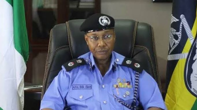 We're Working To Ensure Nigerians Can Sleep With Two Eyes Closed – IGP, Usman Baba