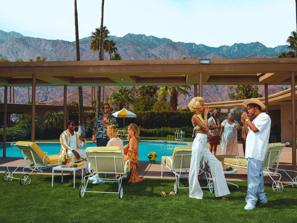Jay-Z's Cannabis Company Drops Slim Aarons Inspired Campaign Prints