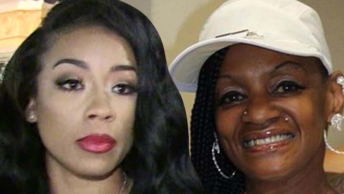 Keyshia Cole Breaks Silence After Mom's Death, 'I LOVE YOU SO MUCH'