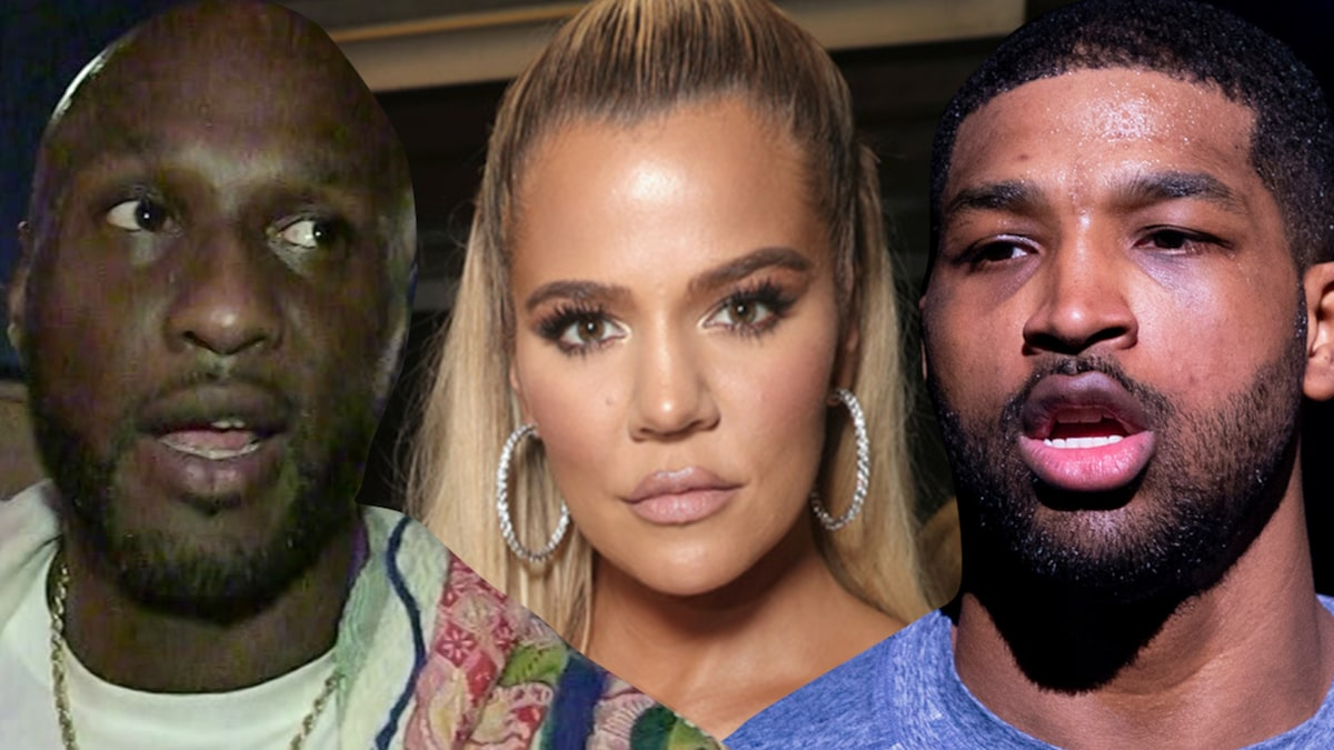 Lamar Odom Wants to Get Back with Khloe Kardashian, No Beef with Tristan