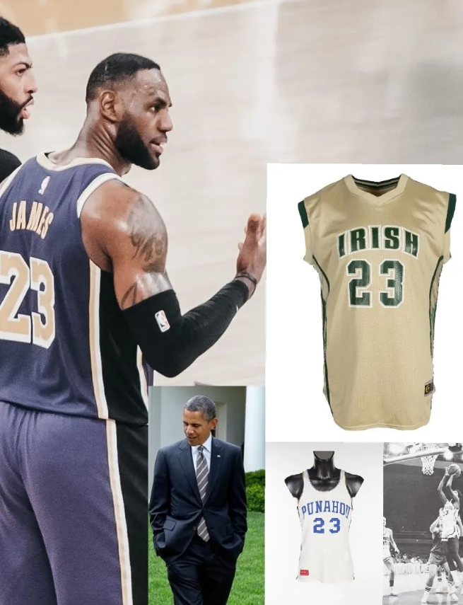 LeBron James' School Jersey Replaces Obama's As World's Costliest Sold At Auction; Other Sports Legends' Artifacts' Big Sales