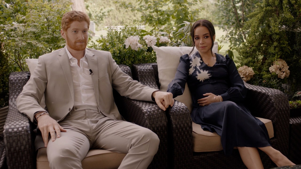 Lifetime announces release date for 'Harry & Meghan: Escaping the Palace' movie. Watch trailer here