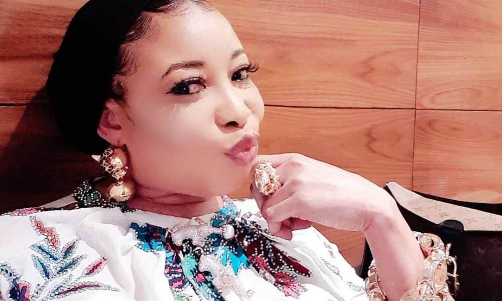 Lizzy Anjorin Net Worth: Lizzy Anjorin Biography, Age, Husband, Career And Net Worth.