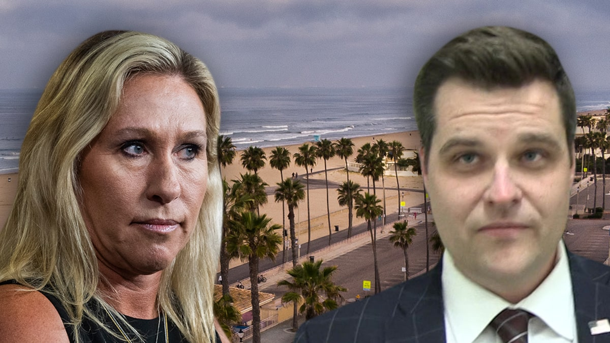 MTG & Gaetz Booted from OC Venues Over GOP Rally, Forced Outside