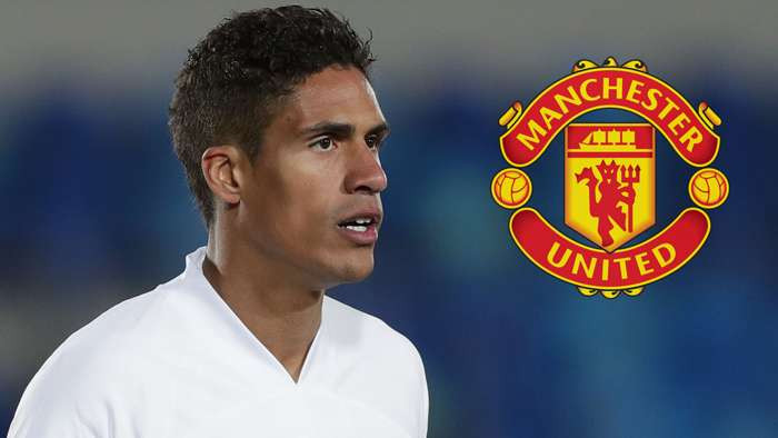 Man United Very Close To Raphael Varane Signing From Real Madrid