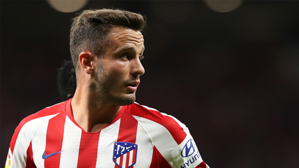 Man Utd & Liverpool Set To Battle For Saul (Daily Mail)