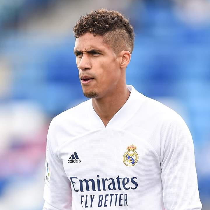 Manchester United Have Begun Negotiations With Real Madrid For The Transfer Of CB Raphael Varane