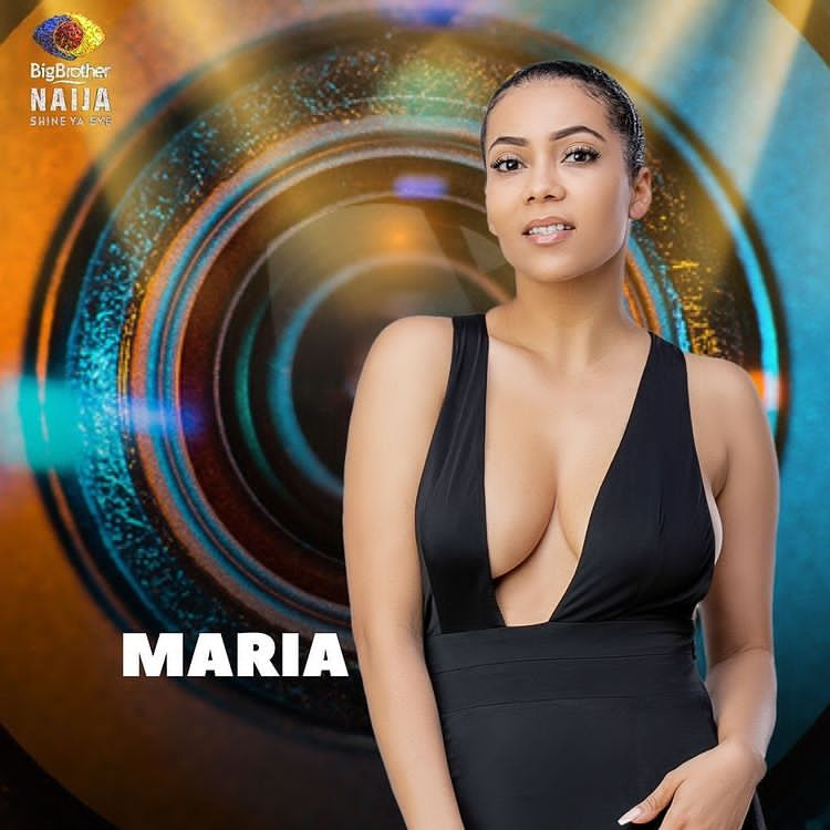 Maria BBNaija Profile & Biography 2021 | BBN Housemate Pictures, Age, Birthday, State, Occupation