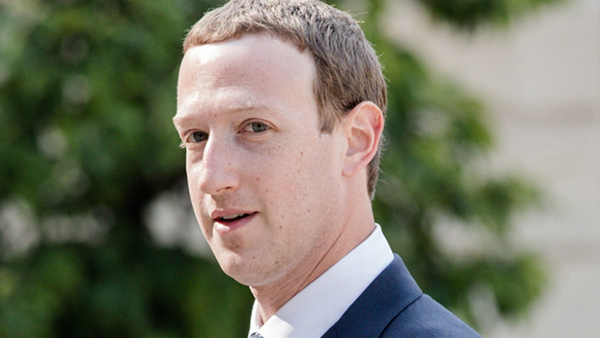 Mark Zuckerberg Rides His Electric Surfboard & Waves Flag for the 4th
