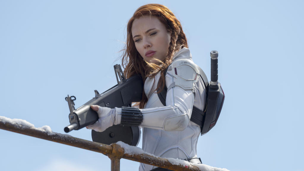 Korea Box Office: 'Black Widow' Launches Best Weekend Of The Year