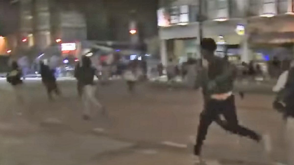 Milwaukee Bucks Fans Flee In Terror After Gunshots Ring Out At Championship Celebration