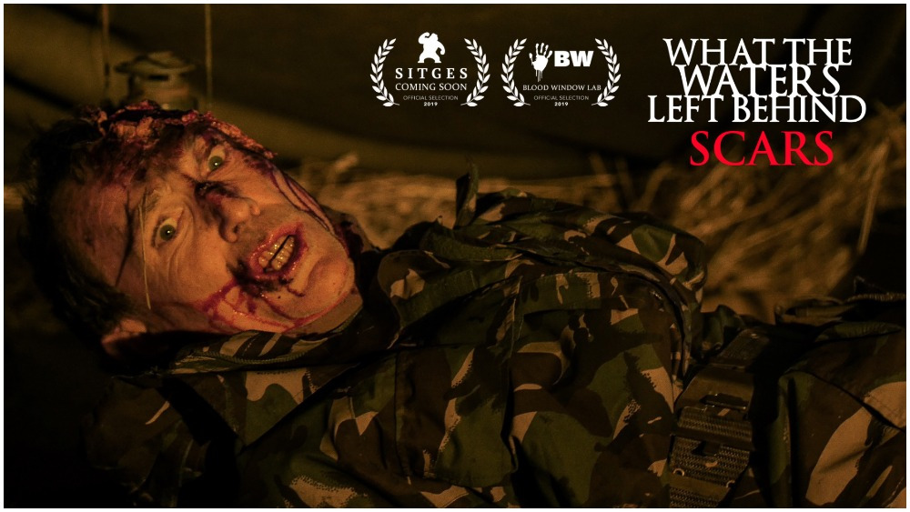 Minerva Pictures Bords Slasher 'What The Waters Left Behind: Scars'
