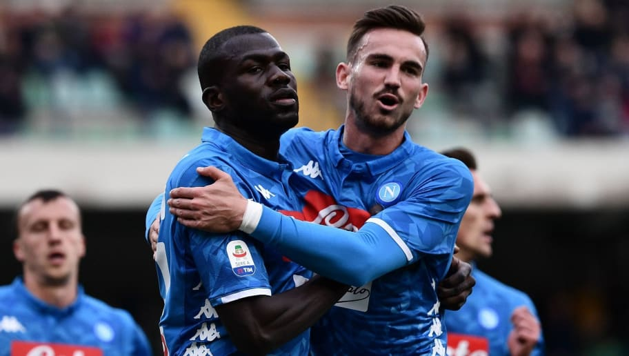 Napoli Reject Koulibaly And Ruiz Offers