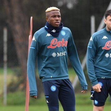 Napoli To Slam €100m Release Clause On Osimhen