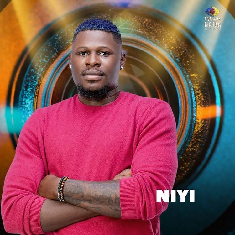 Niyi BBNaija Profile & Biography 2021   BBN Housemate Pictures, Age, Birthday, State, Occupation