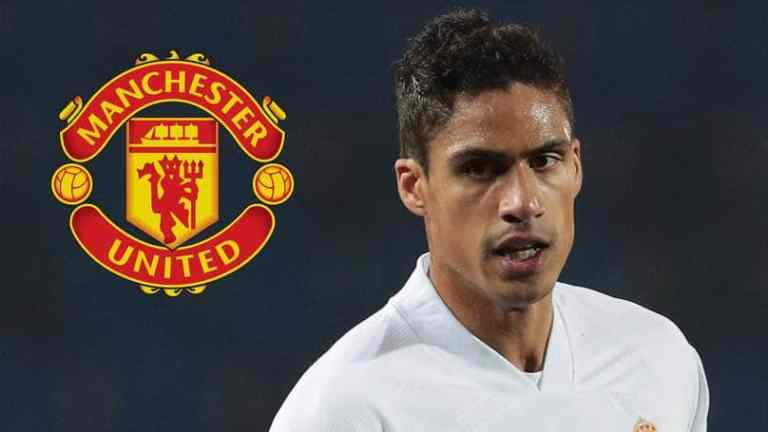 OFFICIAL: Man United Agree £41m Transfer Fee With Madrid For Varane