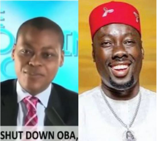 'There's a Decent Way Of Doing Things In Society' – TV Host, Rufai, Condemns Display At Burial Of Obi Cubana' Mother