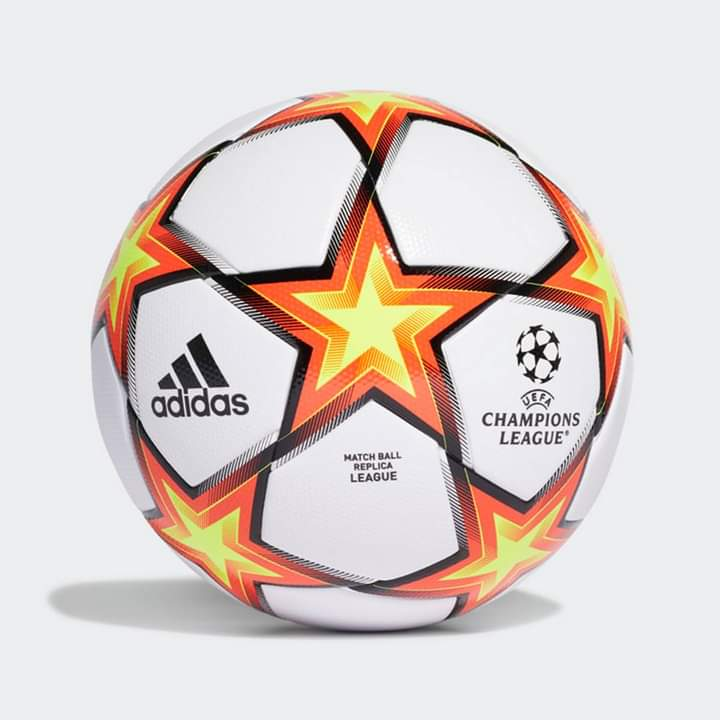 Official: The Champions League Match Ball For 2021-22