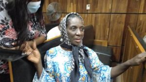 Former Mistress Of Ex-Imo Governor, Ohakim Arraigned In Abuja Court, Granted Bail (Photo)