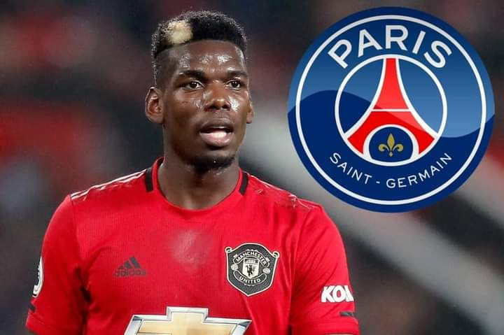 PSG Think They Can Persuade Manchester United To Sell Paul Pogba