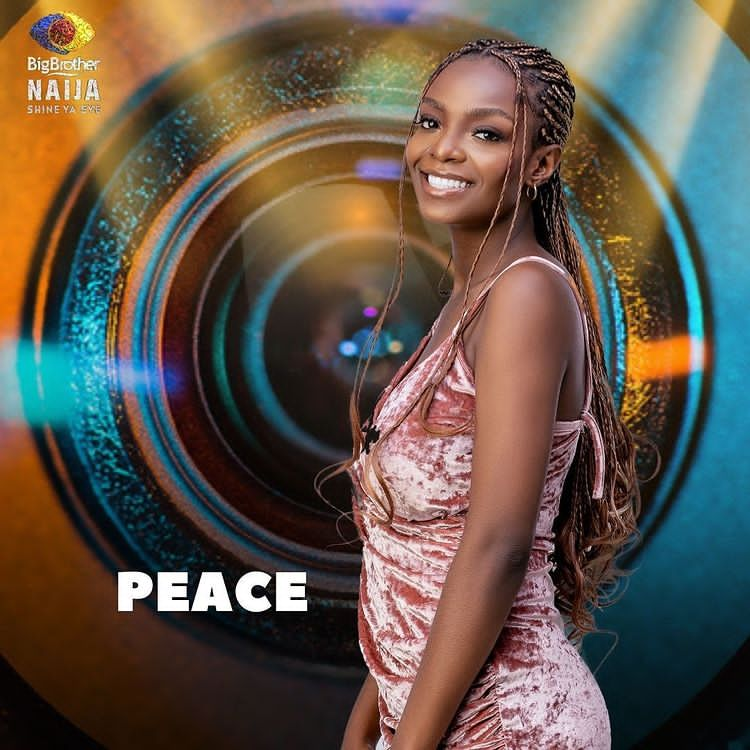 Peace BBNaija Profile & Biography 2021 | BBN Housemate Pictures, Age, Birthday, State, Occupation