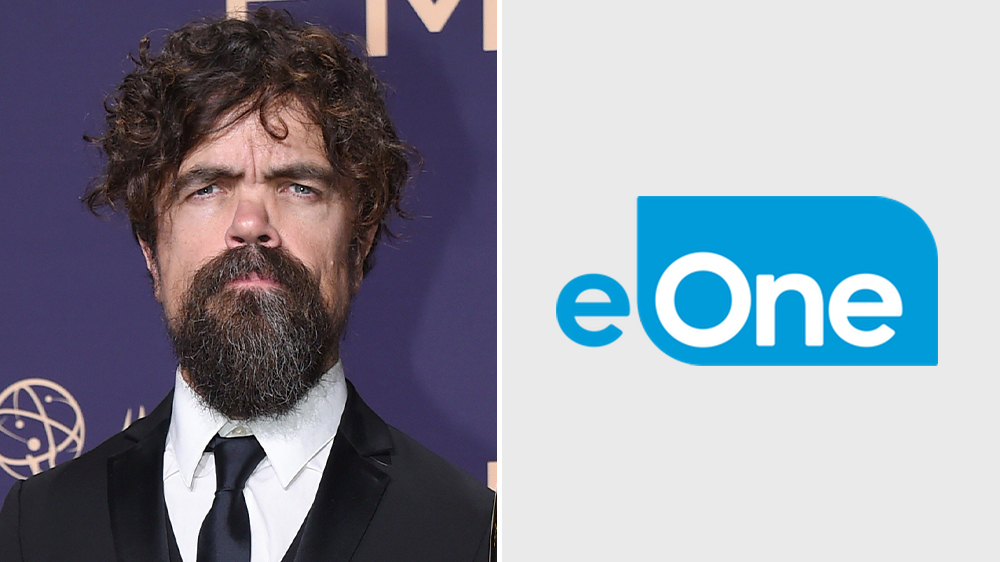 Peter Dinklage's Production Banner Inks First Look TV Deal with eOne