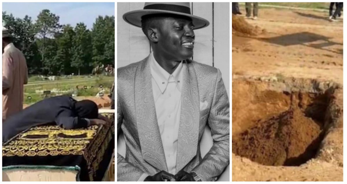 Watch videos and photo from Sound Sultan's burial in the US